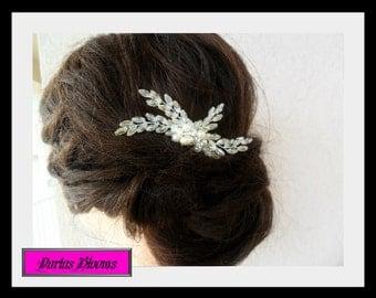 Bridal Hair Comb, Grecian Hairpiece, Wedding Accessory, Grecian Hair Comb, Bridal Hairpiece, Bridal Hair Accessory, Hair Comb, Hairpiece
