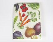 Planting Journal - Garden Veggies - Foodie Notebook