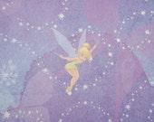 Tinkerbell Scrapbook Paper (Disney Licensed)