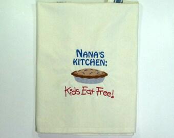 Nana's flour sack towel