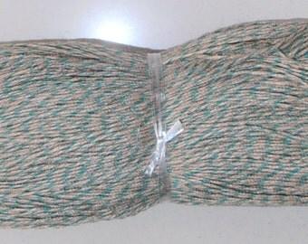 Jute Green Cotton Yarn