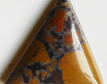 Cold water canyon  agate cabochon  7770