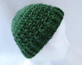 Soft Green Cap