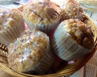 Jumbo Muffin Candles