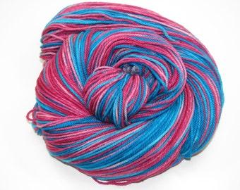 Hand Dyed Superwash Merino Sock Yarn  - Super Merino