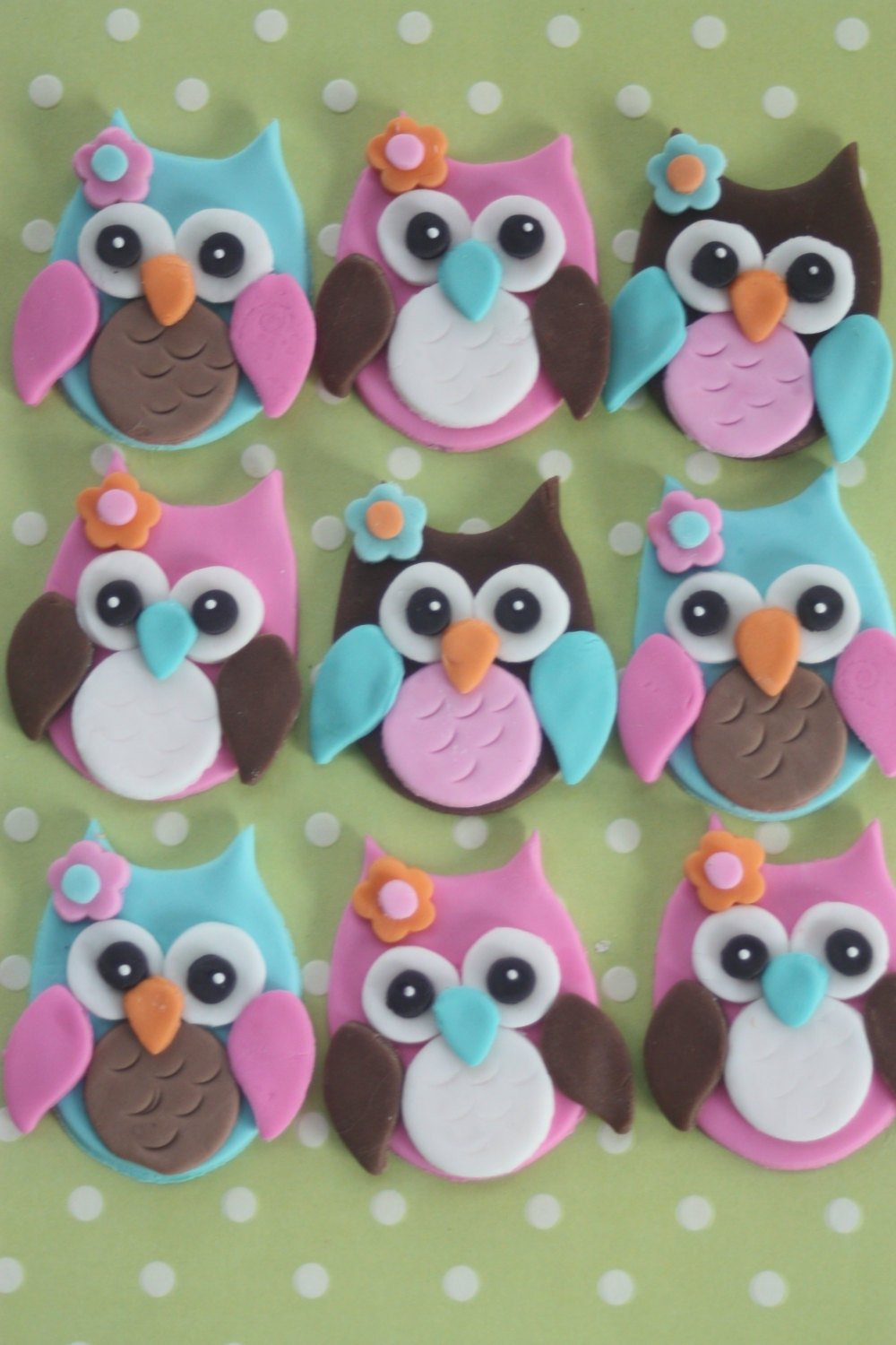 Owl Cake Pops Diy