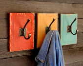 Entryway Coat Hook Bunk House 3 Piece Set