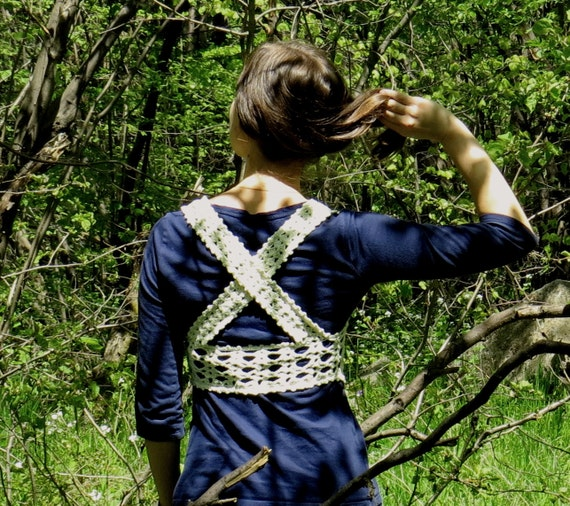 Charming feminine romantic elegant vanilla women vest free shipping by olimpa