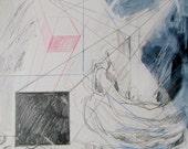 Perspective 2, original drawing