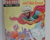 Aladdin and his lamp
