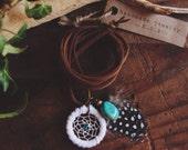 DN-04, Free U.S. Shipping eco-friendly baby dreamcatcher necklace/bracelet/anklet