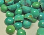TURQUOISE nose stud (3mm / Arizona / with matrix)  U-Select Your Stone