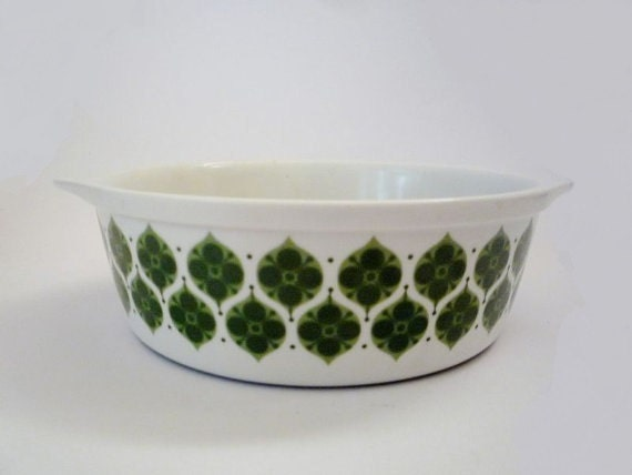 Vintage Ovenware with Handles Made in Former GDR