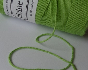 Green Bakers Twine Divine Twine ( 10 Yards ) Cotton String - Gift Wrapping - Packaging - Party Supplies