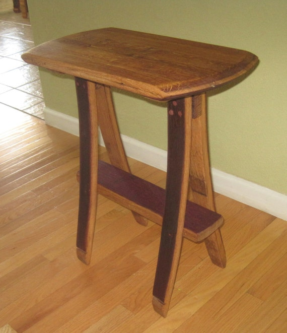 Snack Table Fits Between Two Chairs Or As Snack Tray