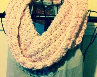 Crochet Cowl Infinity Scarf - Made to Order