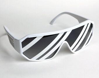 Rasslor Wedding Shield Sunglasses