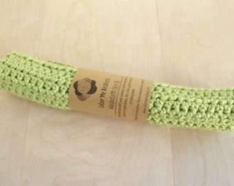 Cleaning Cloth - Green - 100% Cotton
