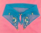 Magical Mermaid Seahorse Collar