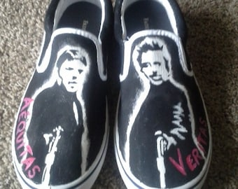 Custom Boondock Saints Shoes - MEN'S SIZING