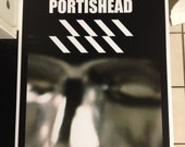 Portishead band poster print