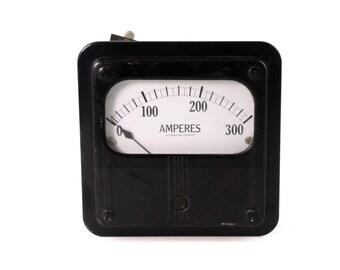 Large Vintage Westinghouse Electrical Meter Ka 25 0 300