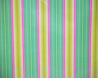 Cotton Laminate by Heather Bailey, Lounge Stripe, 1 yd