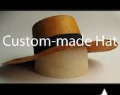 Custom-made Hat