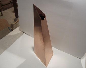 Metal Sculptures / Copper / Bronze / Aluminum / Stainless Steel Sculpture / Metal Table Sculpture / Geometric Designs