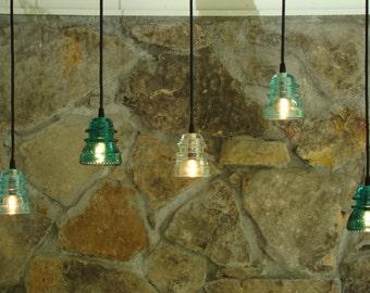 Insulator Chandelier Light