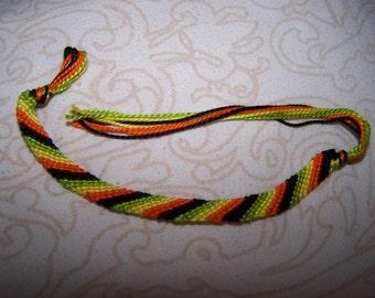 Aromantic Pride Bracelet