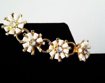 Coro Daisy Chain Bracelet