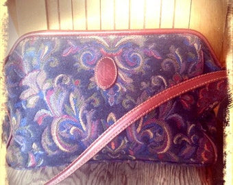 TAPESTRY   ///   Fabric Leather Purse