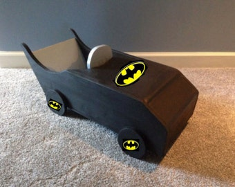 FREE SHIPPING Superhero Car Photo Prop