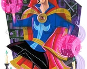 Doctor Strange Giclee Print: Numbered series of 50
