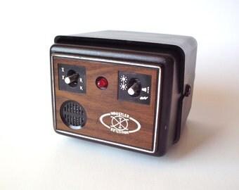 Vintage Original Whistler Radar Eye Radar Detector X and K Band