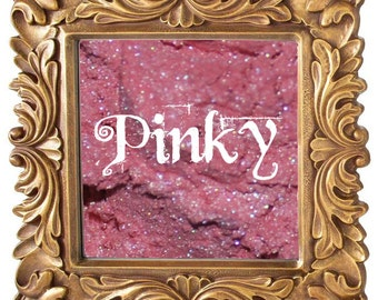Pinky 3g Pigmented Mineral Eye Shadow Jar with Sifter