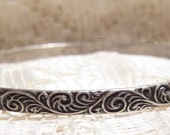 Vintage Danecraft Sterling Silver Bangle Bracelet