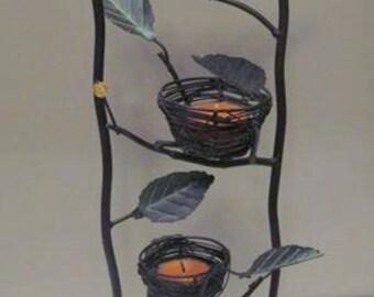 Tea Light Candle Holder 071613
