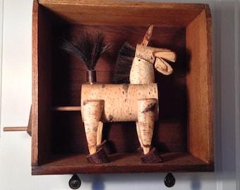 Horse In A Box Automata