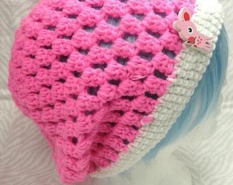 Pink Deer Hat