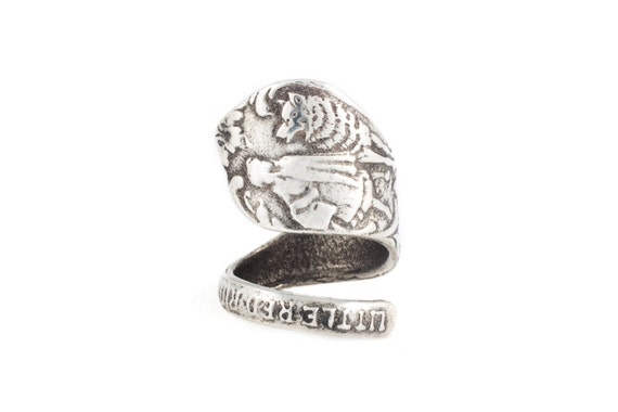 Little Red Riding Hood Spoon Ring