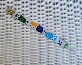 READY-TO-SHIP Paci Clip / Gender Neutral Paci Clip