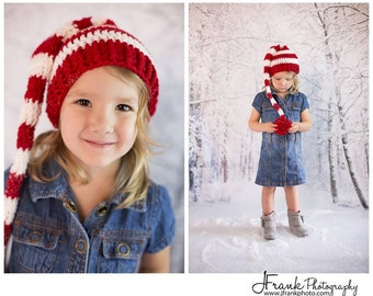 Long Tail Stocking Cap - Made to Order - any size