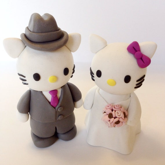Cake Topper Design Your Own : Create Your Own Unique Wedding Cake Topper by topofthecake ...