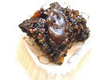 Gluten Free Sugar Free Diet Bars Paleo.Immune Booster, Vegan  Acai Berry, Brindle Berry, and Banana Chocolate Nut 14