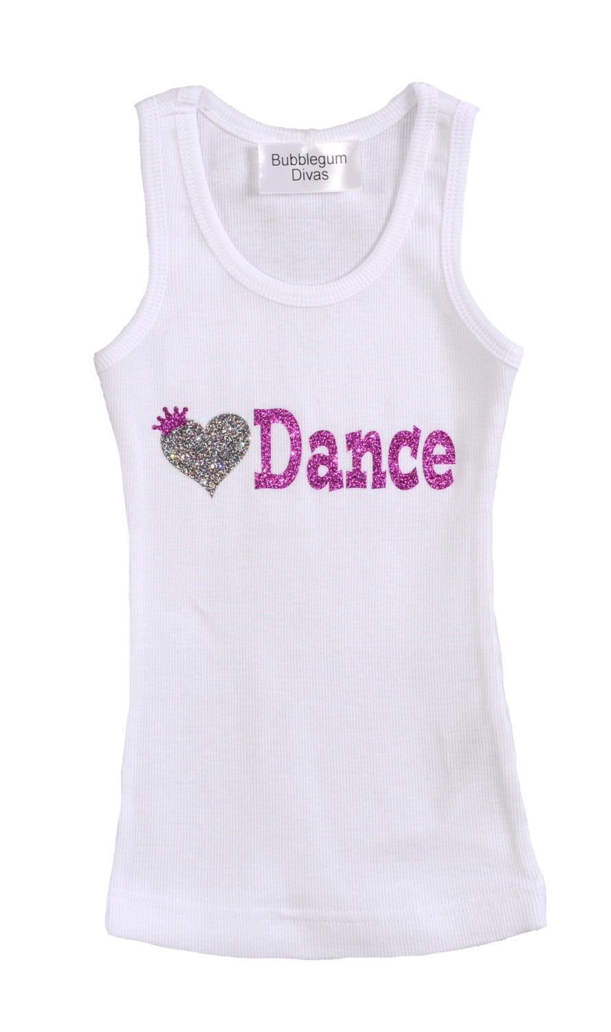 Dance, Get your little dancer into this gorgeous two piece outfit. The cotton blend long sleeved top is white with a sweet tutu hem and a large placement ballet shoes print. A sweet look with ballet flats, the leggings are dark pink and made of stretch venchik.mlirls (Size 3 - 7).