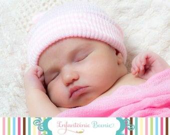 NEWBORN HAT, newborn hospital hat, hospital newborn hat, baby hat