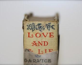 Wedding Decor Photo Prop Vintage Book