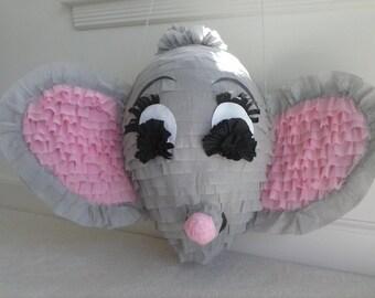 Elephant Party Pinata